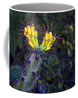 First Signs Of Spring On The Sonoran Desert Coffee Mug