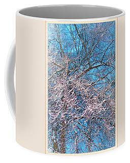 First Snow At Dawn Coffee Mug