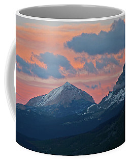 First Snow Fall Coffee Mug