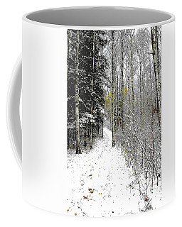 First Snowfall Coffee Mug