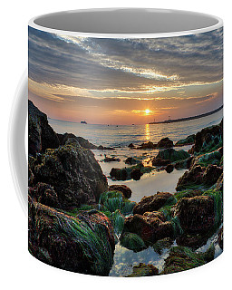 First Sunset Of 2018 Coffee Mug