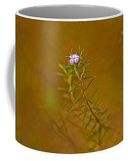 First To Flower Coffee Mug
