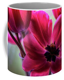 First To Wake Coffee Mug