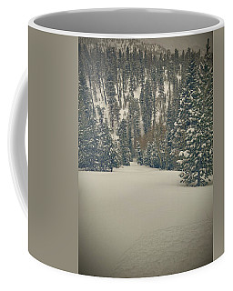 Coffee Mug featuring the photograph first turns Friday  by Mark Ross