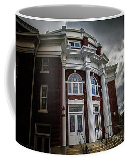 First United Methodist Church In The Light Coffee Mug