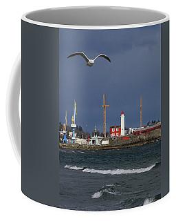 Fisgard Photobomber Coffee Mug