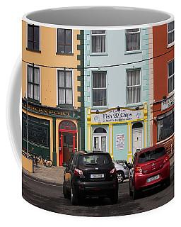 Fish And Chips 4136 Coffee Mug