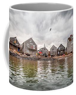 Fish Beach Coffee Mug