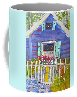 Fish Camp Cottage Coffee Mug