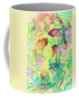 Fish Dreams Coffee Mug
