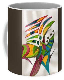 Fish Fins Coffee Mug