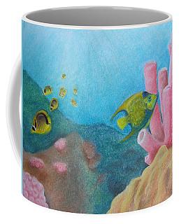 Fish Garden Coffee Mug