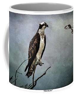 Fish Hawks Coffee Mug