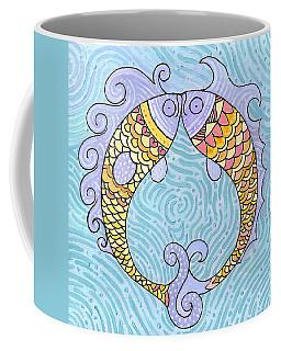 Fish Love Coffee Mug