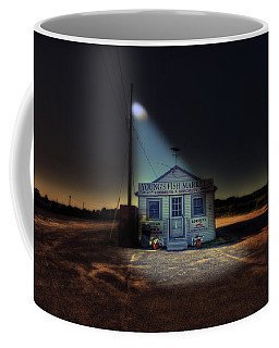 Fish Market Cape Cod Coffee Mug
