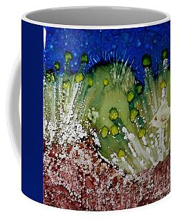 Fish Pond Coffee Mug