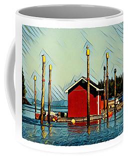 Fish Shack, Campobello Coffee Mug