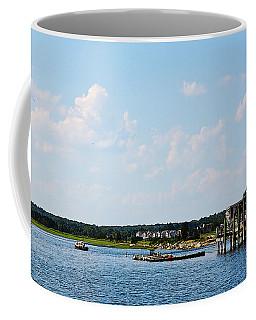 Fish Shack Marshfield Massachusetts Coffee Mug