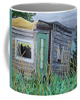 Fish Shack Coffee Mug