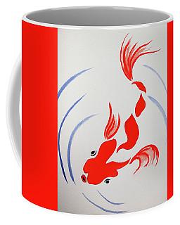 Fish Swish Coffee Mug