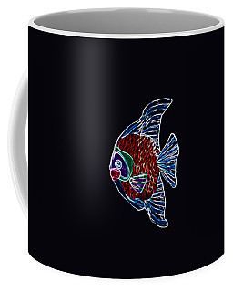 Fish Tales Coffee Mug