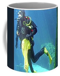 Fish Tank 16 Coffee Mug