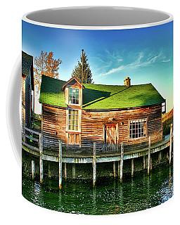 Fish Town Shanty  Coffee Mug