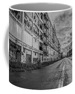 Fisher Body In Black And White  Coffee Mug