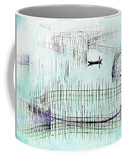 Fisherman Fishing  Coffee Mug