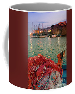 Fisherman's Net Coffee Mug