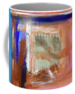 Fisherman Net Coffee Mug by Walter Fahmy
