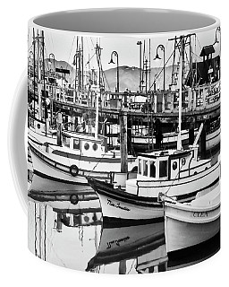 Fishermans Wharf Coffee Mug