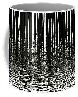 Coffee Mug featuring the photograph Fishermans Wharf Provincetown by Charles Harden