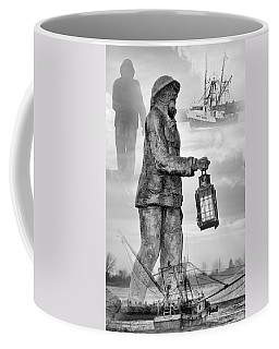 Fishermen - Jersey Shore Coffee Mug