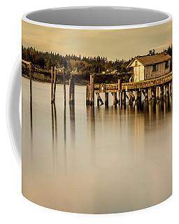 Fishermen Fuel Dock Coffee Mug