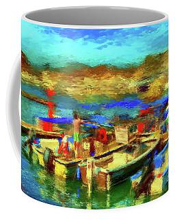 Fishermen Return Coffee Mug