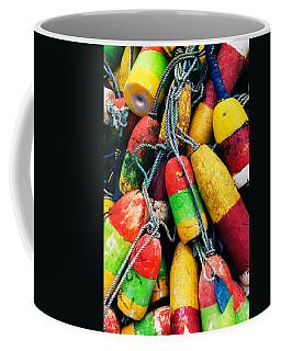 Fishermen's Floats Coffee Mug