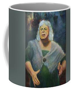 Fisherwoman Coffee Mug