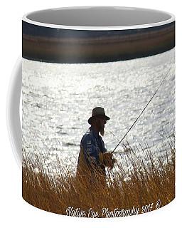 Fishin Coffee Mug