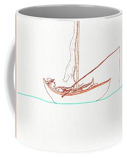 Fishin My Life Away Coffee Mug