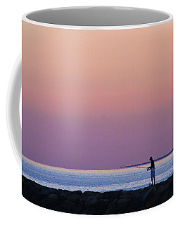 Dawn On Cape Cod Bay Coffee Mug