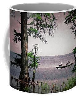 Fishing At Reelfoot Lake Coffee Mug