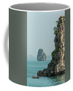 Fishing Boat 2 Coffee Mug by Werner Padarin
