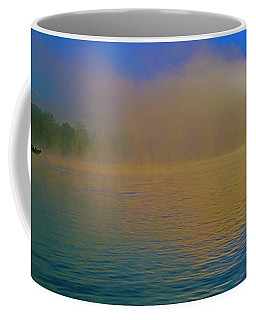 Fishing Boat Day Break  Coffee Mug