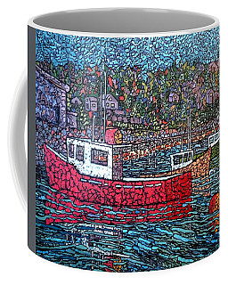 Fishing Boats - Beaver Harbour Coffee Mug