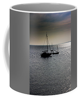 Fishing Boats Essex Coffee Mug