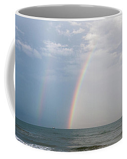 Fishing For A Pot Of Gold Coffee Mug