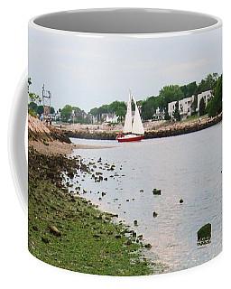 Fishing In Connecticut Coffee Mug
