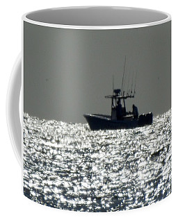 Fishing In Sanibel Coffee Mug