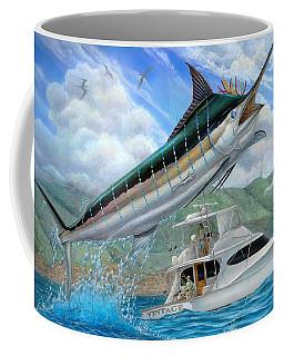 Fishing In The Vintage Coffee Mug